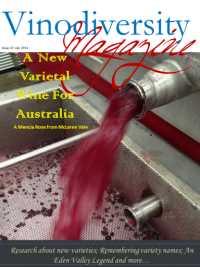 Vinodiversity magazine