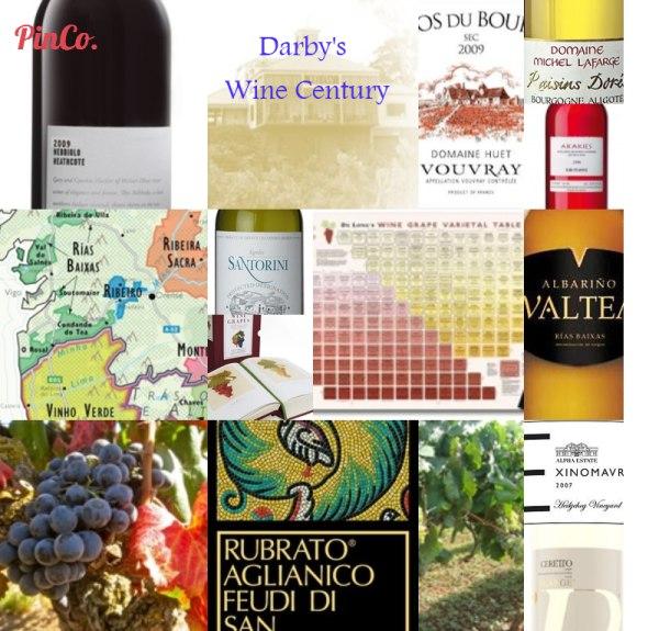 Varieties in the Wine Century Club