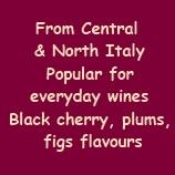 Barbera wine characteristics