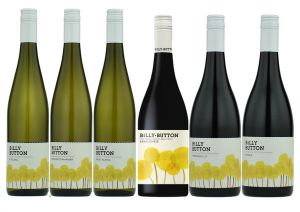 Billy buttons wine