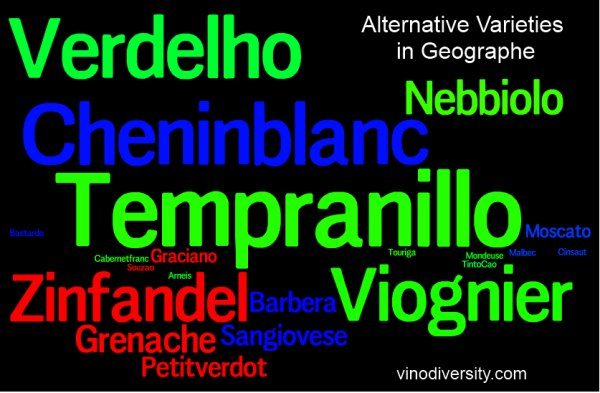 Alternative Varieties in Geographe Wine Region