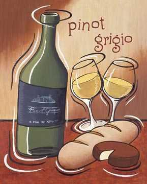 Pinot grigio poster
