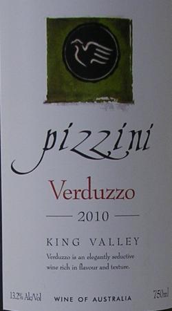 Pizzini Verduzzo