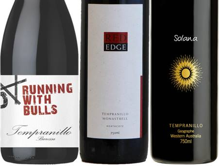 Different Drops Six pack of Tempranillo