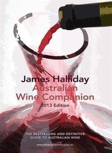 Order James Halliday Wine Companion 2013