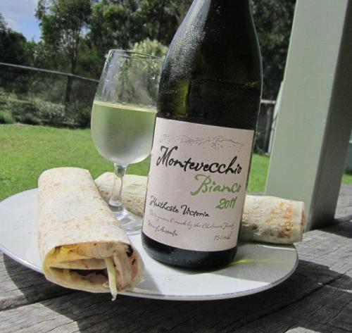 Montevecchio from Heathcote