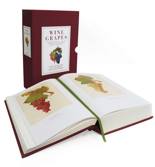 Wine Grapes by Jancis Robinson