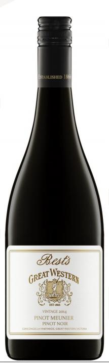 Best's Great Western Pinot Meunier