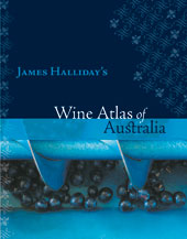 James Halliday's atlas of Australian Wine regions