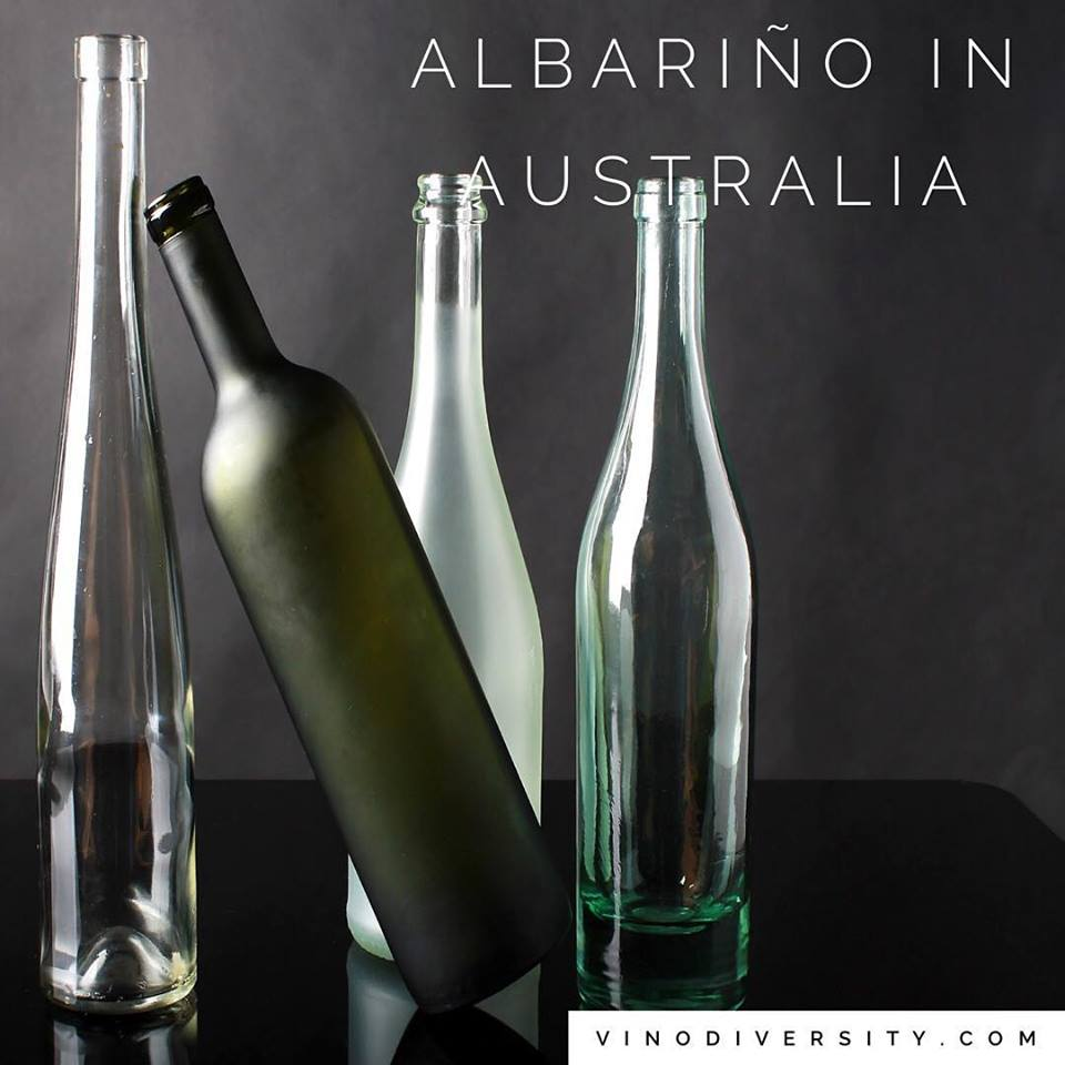 After nearly falling over Albarino white wine variety is now established in Australia
