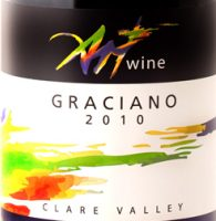 This varietal Graciano is from Australia's Clare Valley