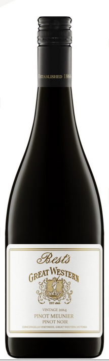 Best's Great Western Pinot Meunier