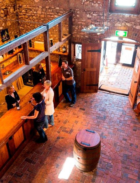 Bremerton Wines Cellar door in Langhorne Creek