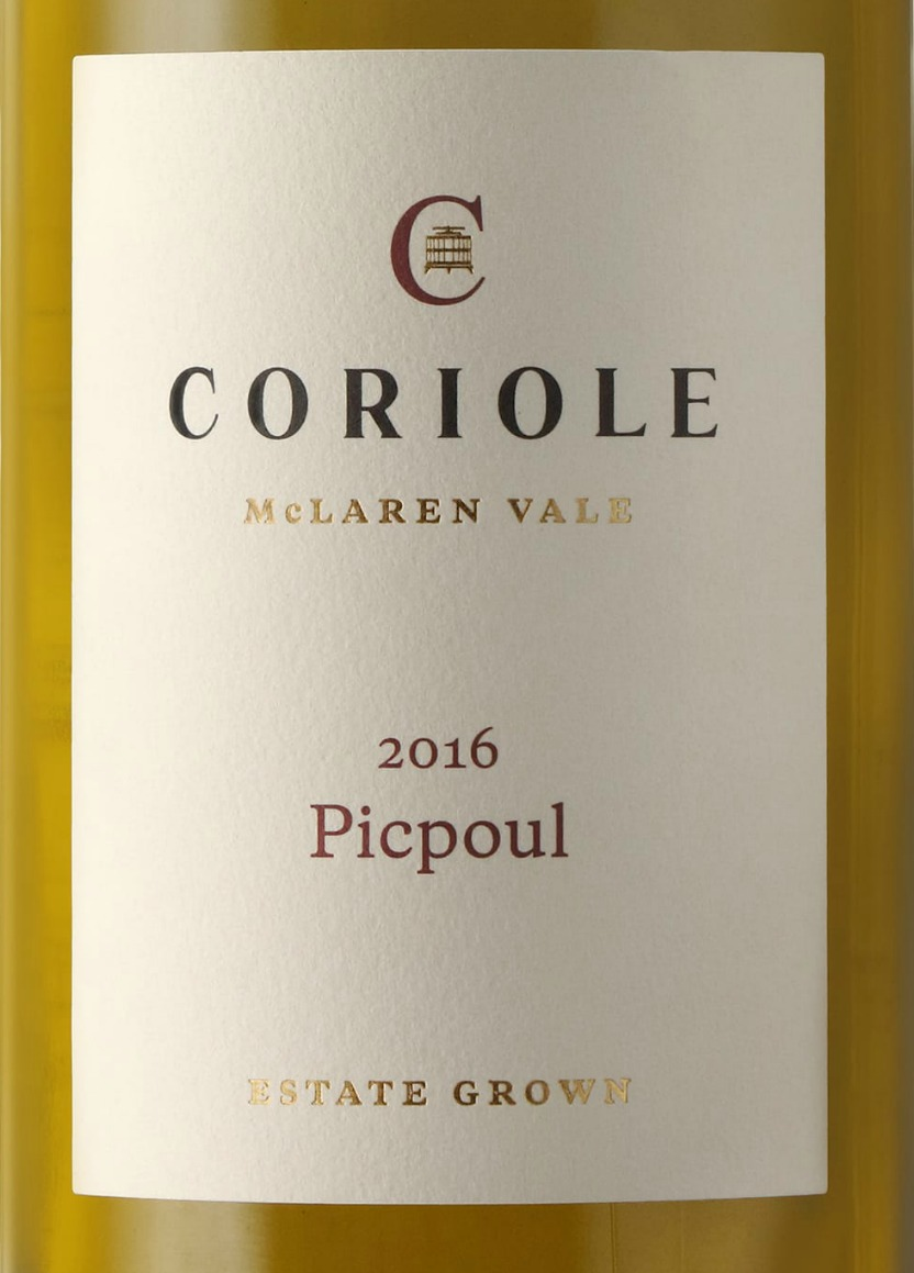 Coriole Picpoul from the McLaren Vale region
