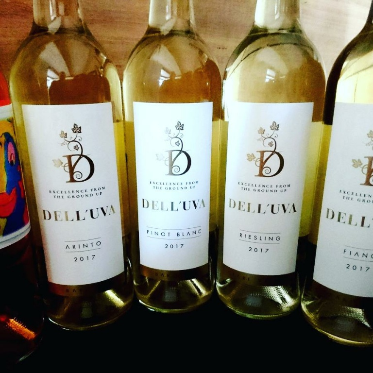 Dell'Uva is one of the varietal pioneers in The Barossa Valley wine region