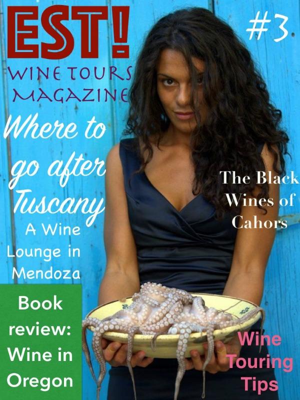 Free wine tourist mahazine