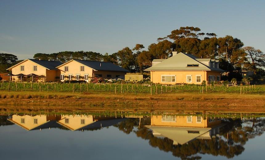 Lethbridge Winery in the Geelong Wine Region