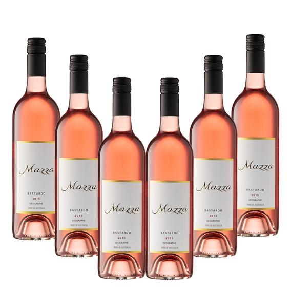 Mazza Wines rose from the Geographe Wine region of Western Australia