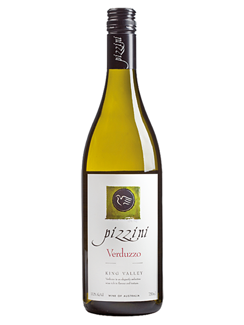 Pizzini Verduzzo from the King Valley region of North East Victoria