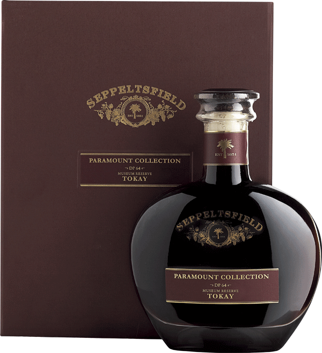 Seppeltsfield Tokay: A top of range wine made from Muscadelle