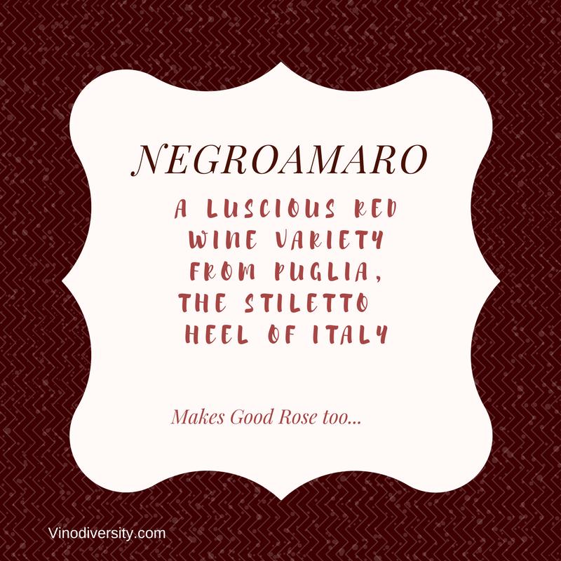 Negroamaro wine in Australia