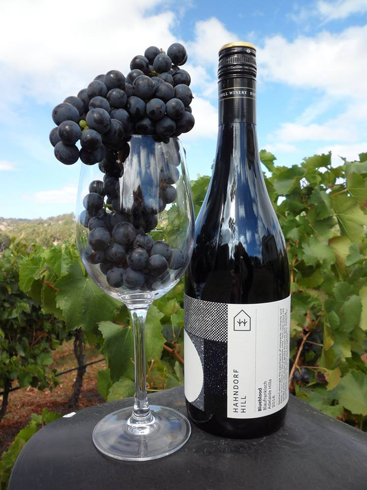 Hahndorf Hill in Adelaide Hills were the first to use Blaufrankish in Australia
