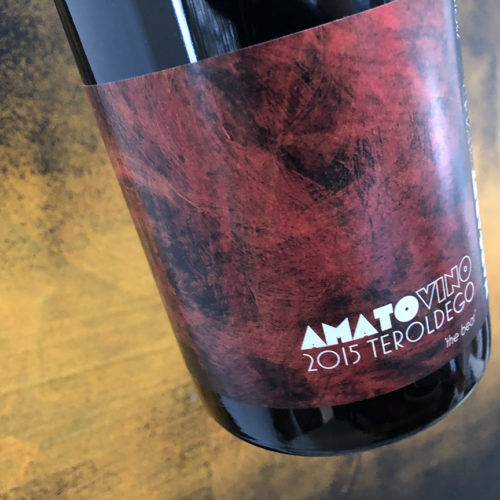 Amato Vino in Western Australia is one of the few Australian wineries using Teroldego