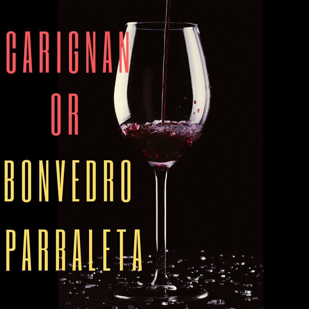 Name and identity confusion over Bonvedro, Carignan, Bomvedro, Carignan
