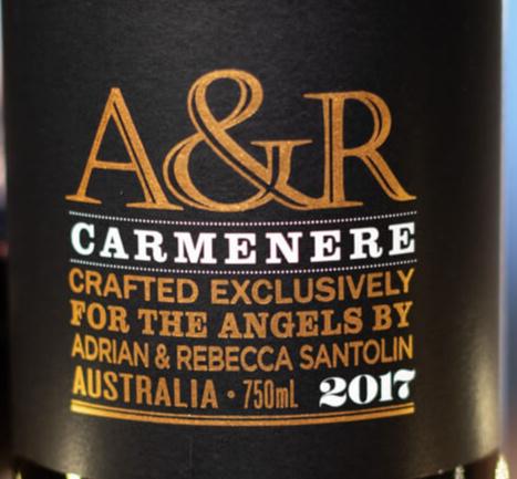 Carmenere red wine variety