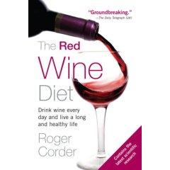 Red wine diet book