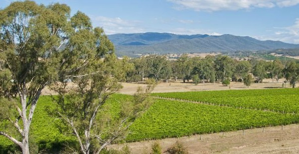 King Valley Wine Region, Victoria
