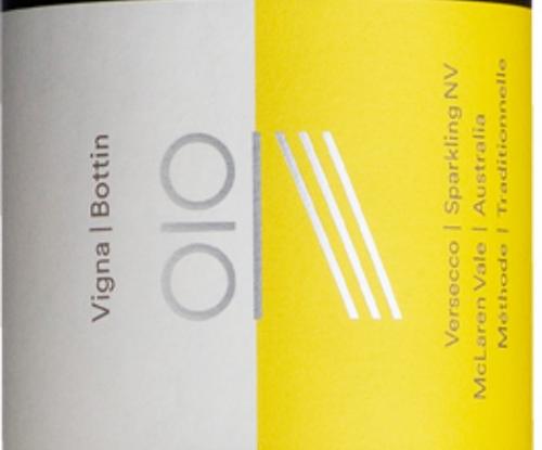 Versecco, Sparkling Vermentino form Vigna Bottin in Mclaren Vale