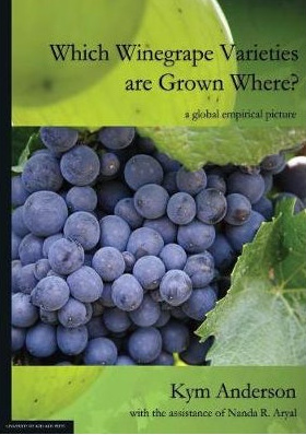 Which Winegrape is grown where? by Kym Anderson